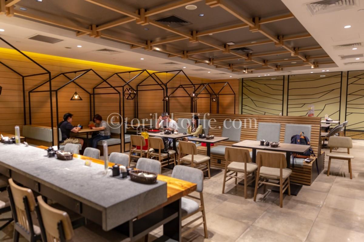 チャンギ国際空港第2ターミナルでプライオリティパスが使えるレストラン