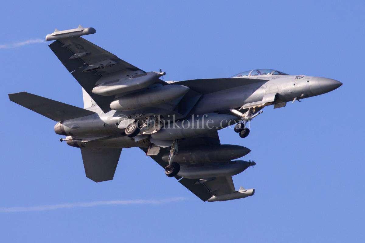 VAQ-131 EA-18G(NL551/168768)