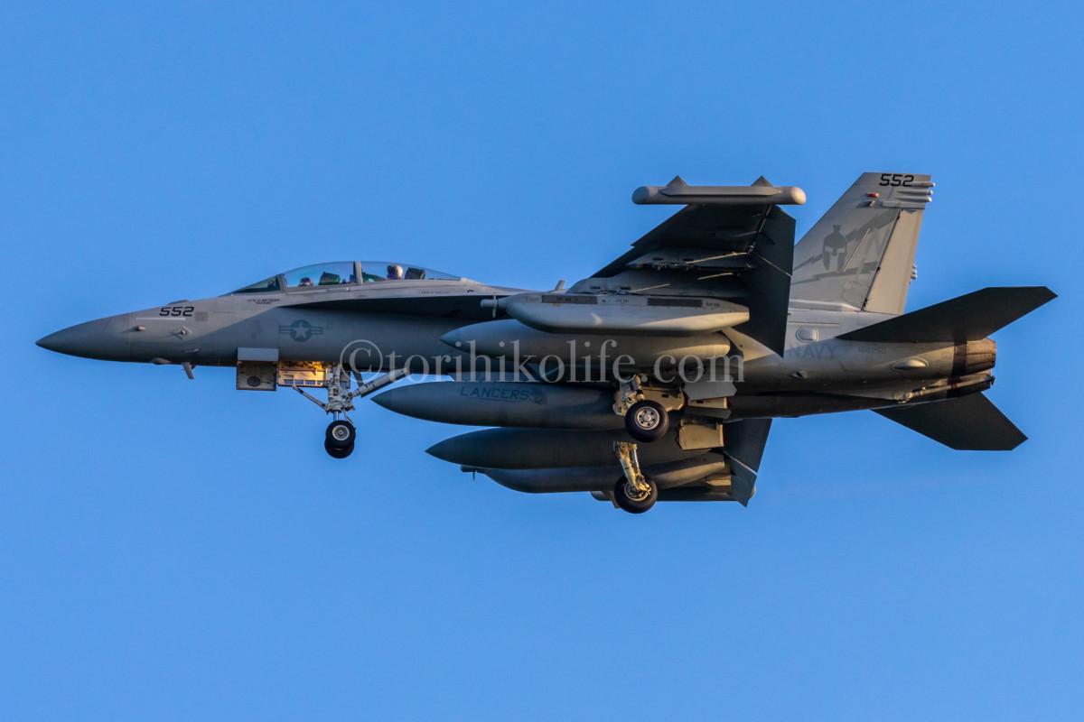VAQ-131 EA-18G(NL552/168250)