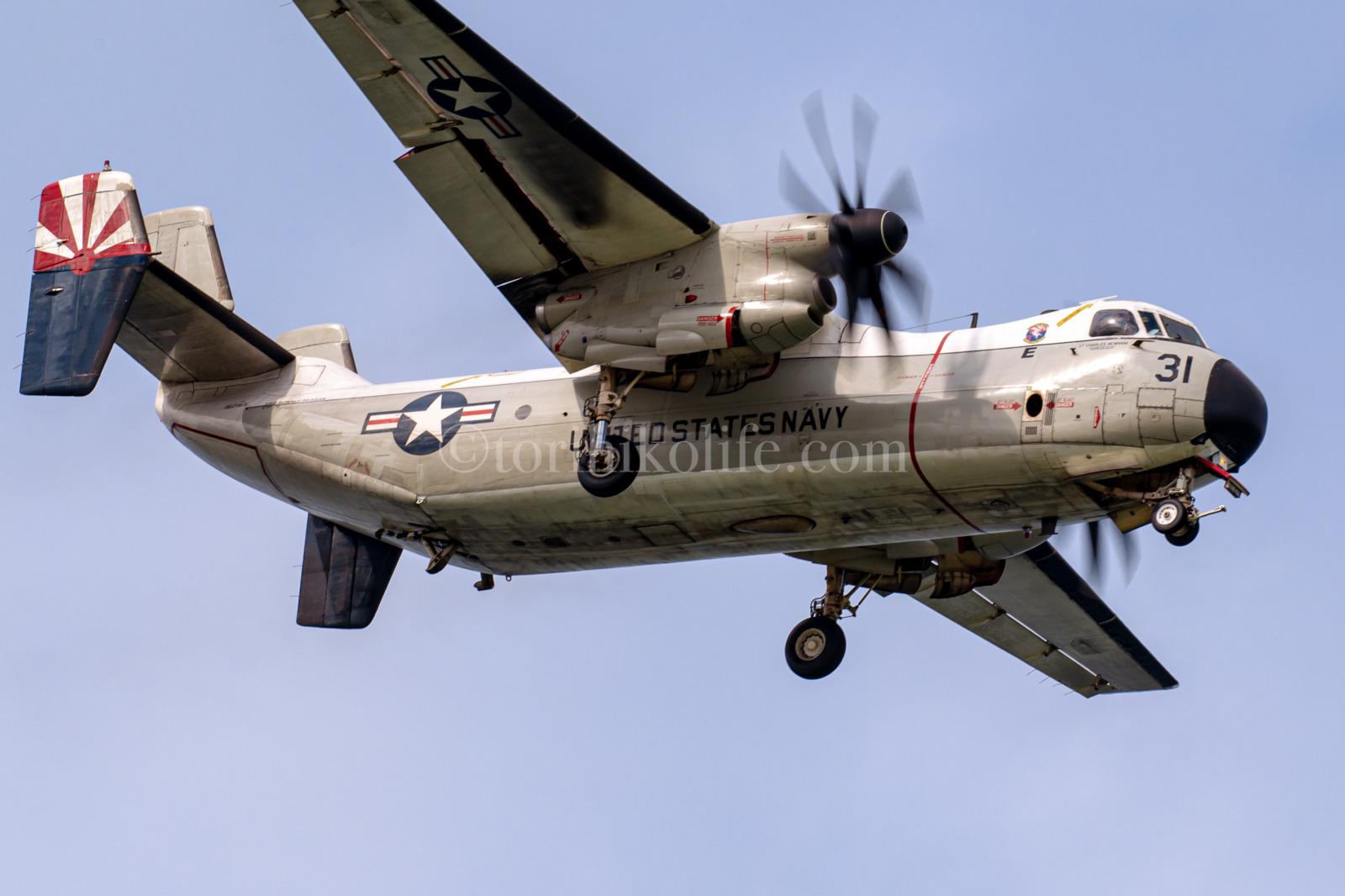 C-2A(VRC-30 DET-5 162165)