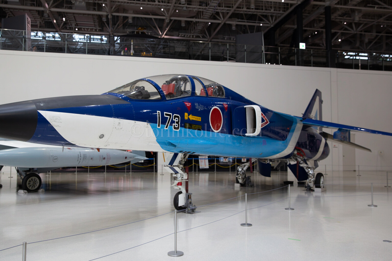 T-2(ブルーインパルス仕様)