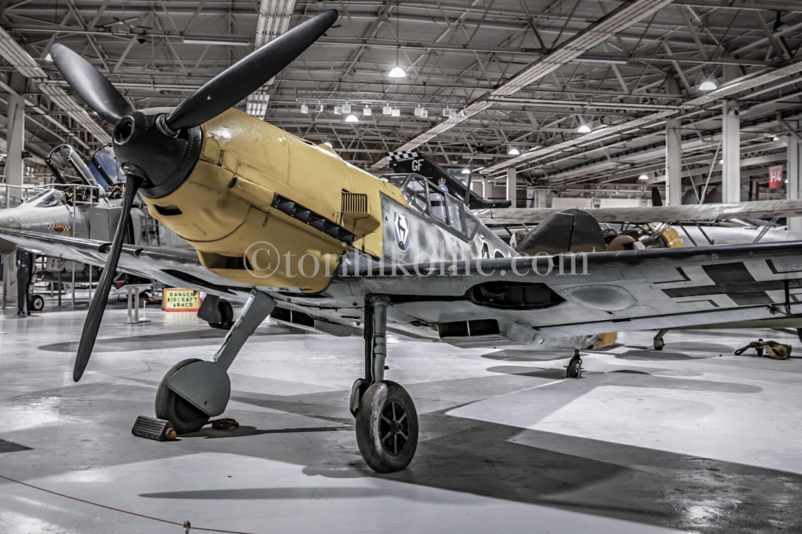 Bf109E「メッサーシュミット」