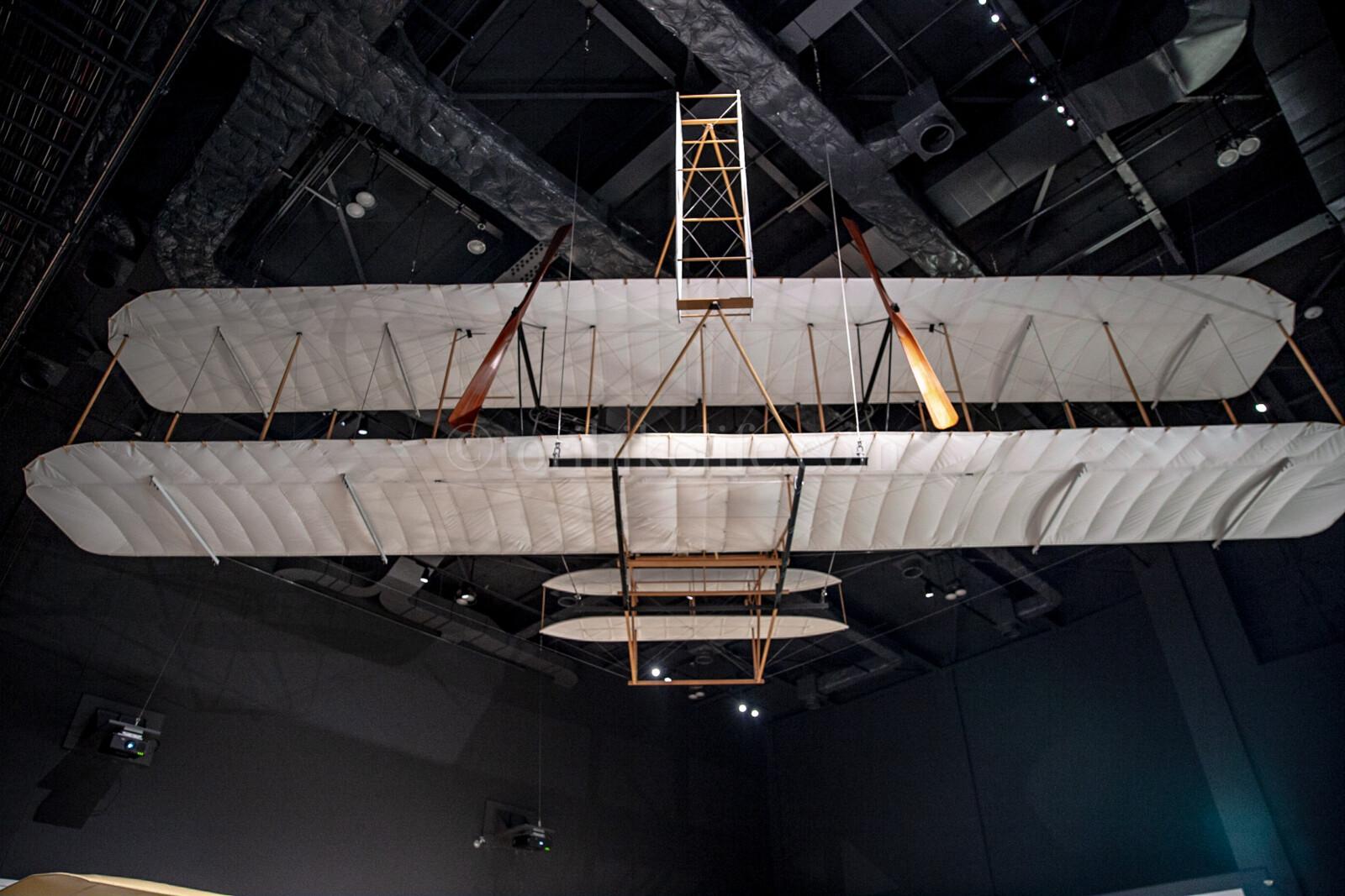 ライトフライヤー(Wright Flyer)号(復元機)