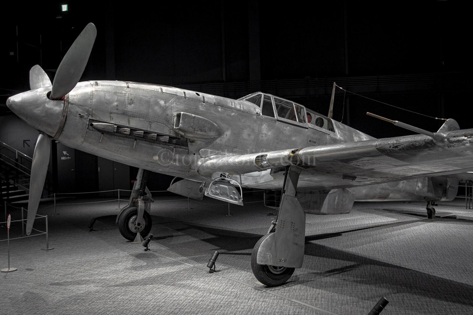三式戦闘機「飛燕」